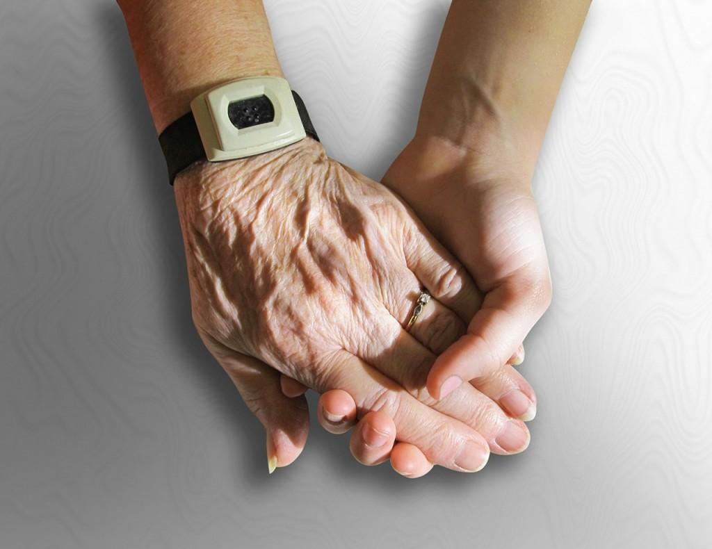 anziani sollevatori
